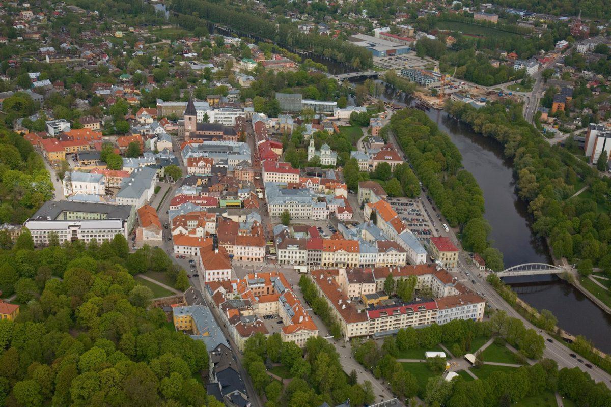 Tallinna Tartto Juna